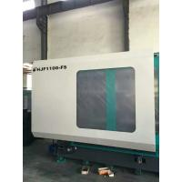 Plastic Automatic Injection Moulding Machine 800mm Table Height 4.85m * 1.3m * 2.1m Manufactures