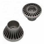 Aluminum Die Casting Parts Lighting Fixture Products Parts Of Aluminium Investment Casting Manufactures