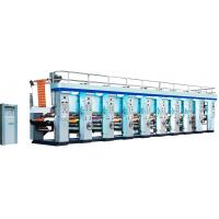 China 380V 50HZ 3P Gravure Printing Machine Rotary Type Stable Performance on sale