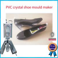 China New Arrived PCU PVC Air Blowing Children Slipper Mould For Sale on sale