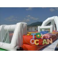 China PVC Birthday Party Inflatable Human Table Soccer Sport Game For Adults Safe on sale