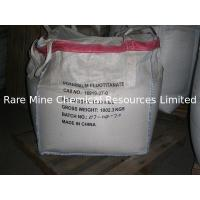 Potassium Fluotitanate factory supplier Manufactures