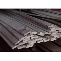 Quality Cold Rolled 316 Stainless Steel Flat Bar With Excellent High Temperature Strength for sale