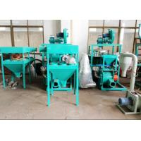 3000rpm Plastic Recycling Equipment Turbo 800 , High Yield Plastic Milling Machine Manufactures