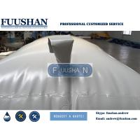 FUUSHAN 100L 1000L 10000L Durable Timeproof UV Resistant Water Bladder Soft Potable Folding Water Manufactures