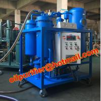 Portable Turbine Oil recycling machine, Gas steam turbine oil regeneration plant,Lubricant Oil Dehydrator Purification Manufactures