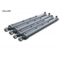 Heavy Duty Column Telescopic Double Acting Cylinder Durable Support For Mining Manufactures
