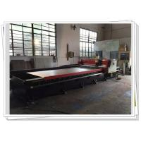 Ball Screw Servo Driven CNC Sheet Slotting Machine For Metal Plate V Cutting Manufactures