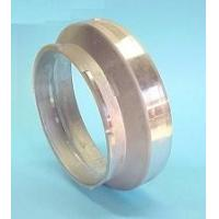 Stenter Machine Parts Rotary Screen End Ring For Rotary Screen Printing Machine Manufactures