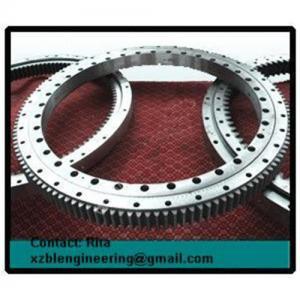 Slewing ring bearing, turntable bearing, excavator slewing bearing Manufactures