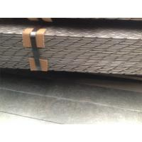 China Stainless Steel Diamond Plate Sheets , Ground Stainless Steel Plate on sale