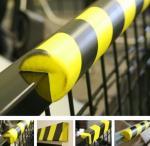 PU Foam Edge Impact Protector Anti Collision Strip Bumper Guards Self Adhesive Edge Guard Manufactures