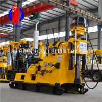 Quality 600M XY-3 Hydraulic Rotary Diesel Enigne Water Well Drilling Rig Borehole Rock for sale