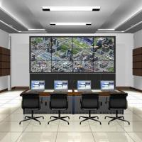 3 x 4 Pieces 42-inch Spliced LCD Video Walls with HDMI®, VGA, RS232, CVBS Port Manufactures