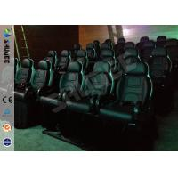 7D Simulator Cinema Movie Theater With Motion Seats For Theme Park Manufactures