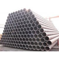 China Weld / Seamless Carbon Black Steel Pipe Astm53 Astm A53 Thickness 5mm - 80mm on sale