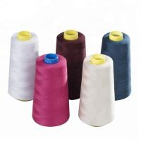 550S/500Z Embroidery Sewing Thread , TBR Bonded Polyester Thread Manufactures