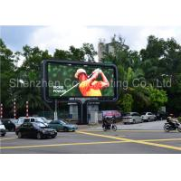 China Digital Dynamic LED outdoor screen / video advertising LED display IP65 1R1G1B on sale