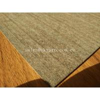 Sound Insulation Materials Rubber Cork Soundproof Acoustic Deadening Flooring Underlay Manufactures