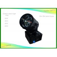 Vertical 45° Portable Moving Head Light For Washing Building Architecture Manufactures