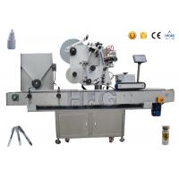 Best service economy semi automatic labeling machine for double sides