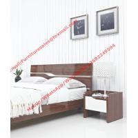 Concise design bedroom furniture by KD headboard and bed slat for mattress Manufactures