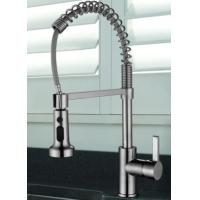 China Commercial Contemporary Kitchen Sink Faucets With Flexible Long Neck on sale