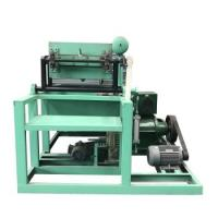 2950 * 1320 * 1500mm Egg Carton Making Machine For Recycling Waste Paper Manufactures