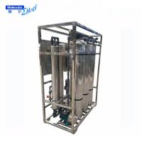 Water purification Equipment Reverse osmosis Machine For Boiler feed water Manufactures