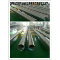 08X17H13M2 High Pressure Stainless Steel Tubing , Welded Steel Pipe TUV Manufactures