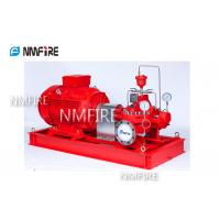 UL Listed Split Case Centrifugal Pump Motor Driven Fire Pump For Pipelines Bureaus Manufactures