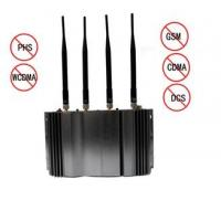 Ordinary Cell Phone Signal Jammer for schools , CDMA GSM DCS PHS 3G Manufactures