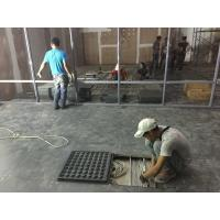 China Epoxy Powder Coating Raised Floor Panels Cold Rolled Steel Sheet Convenient Installation on sale