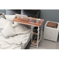 Buy cheap 80X40cm Dimension Small Computer Table Laptop Desk Book Storage Table from wholesalers