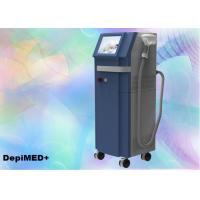 Leg Hair Removal Machine ,  808nm Laser Diode Hair Removal with 1500ms Pulse Duration Manufactures