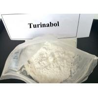 4-Chlordehydromethyltestosterone White Steroid Powder Oral Turinabol For Muscle Mass Manufactures