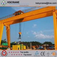 China Rubber Tyre Gantry Crane For Container Yard and Port on sale