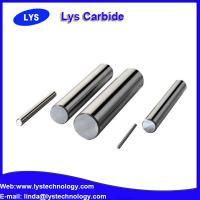 Grounded Tungsten Carbide Welding Rod / Tungsten Carbide Drill Rods / Cemented Carbide Rod For Cutting Tools Manufactures