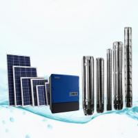 30kW/40HP AC 380V 50Hz Solar Powered Watering System IP65 Without Battery Manufactures