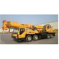 Lifting Hydraulic 35000KG/35T  Truck Crane With 47M Telescopic Boom Manufactures