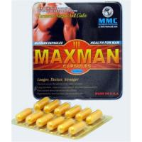 Maxman sex products Manufactures