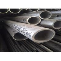 2507 Stainless Steel Round Pipe , Threaded Steel Pipe For Industry Application Manufactures