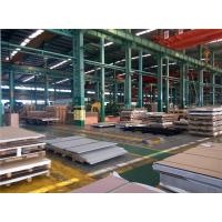 ASTM A240 Heat Resistant Stainless Steel Plate Hot Rolled 253MA / UNS S30815 Manufactures