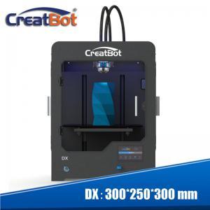 Quality CreatBot DX Big Size 3d Printer 110V/220V Voltage With High Resolution for sale
