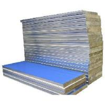 Stonewool Wall Sandwich Panel (ROCKWOOL 005) Manufactures