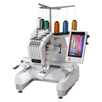 China CE Certificate Commercial Computer Embroidery Machine Great Performance on sale