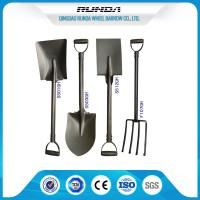Antislip Handle Heavy Duty Spade Shovel S503GH D Type Grip 2kg Bullet - Proof Manufactures