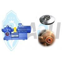 Electric Double Suction Centrifugal Pump , Horizontal Split Case Centrifugal Pump Manufactures