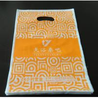 LDPE Die-cut Handle Shopping Bag Manufactures