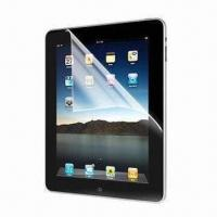 Matte Screen Protector for iPad, with Anti-scratch/-fingerprint Protection Manufactures